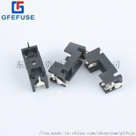保险丝座/6*30保险座/焊接式保险座/30A600V大电流高压保险座