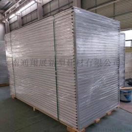 岩棉手工夹芯板玻璃棉夹芯板彩钢夹芯板手工净化板