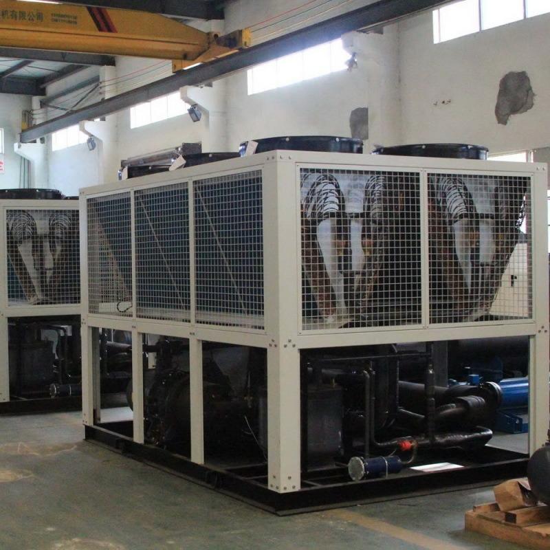 南京工业冷水机,南京工业螺杆式冷水机