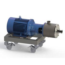 无锡江科供应乳化泵,实验室卧式乳化机