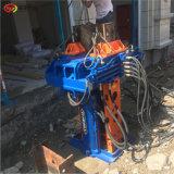 360液压拔桩机 拔工字型钢槽钢桩利器