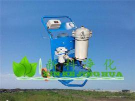 过滤设备LYC-A50*10永科净化液压油滤油车