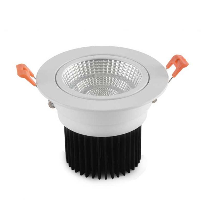 led洗牆燈 家用射燈 酒店天花燈 嵌入式燈具