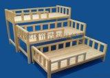 绵阳幼儿园家具双层床多层床定做实木材质