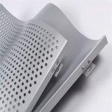 衝孔造型組合鋁單板幕牆生產設計