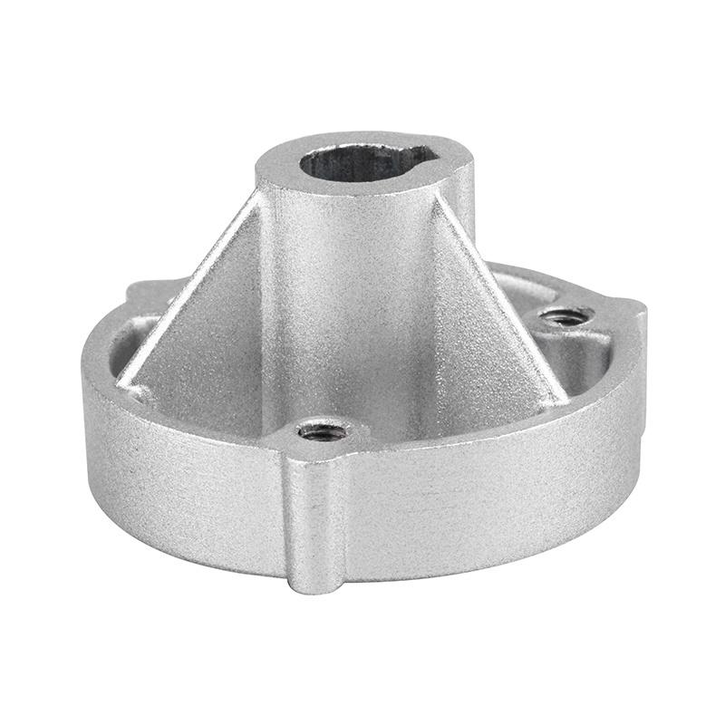 东莞压铸厂来图订制,智能扫地设备锌合金压铸旋钮配件