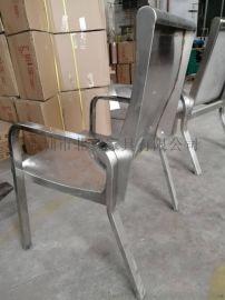 304/201304不锈钢座椅室外-连体排椅