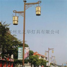 6米30瓦河南太阳能灯安装公司