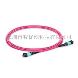 MPO/MTP 光纤跳线 电信光纤线