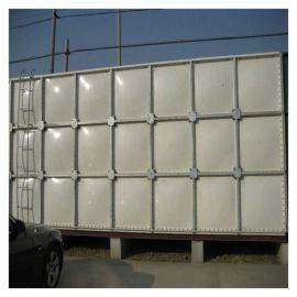 玻璃钢保温水箱 消防屋顶水箱 霈凯环保