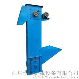 垂直振动提升机价格 玉米斗提机 Ljxy 不锈钢斗