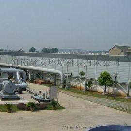 河南聚安环境隔音板厂区声屏障降噪厂区用隔音板