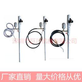 37153气动机油抽油泵推选深圳巨川厂家