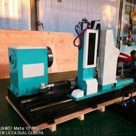 圆管数控切割机 钢管相贯线切割机 等离子切管机直销