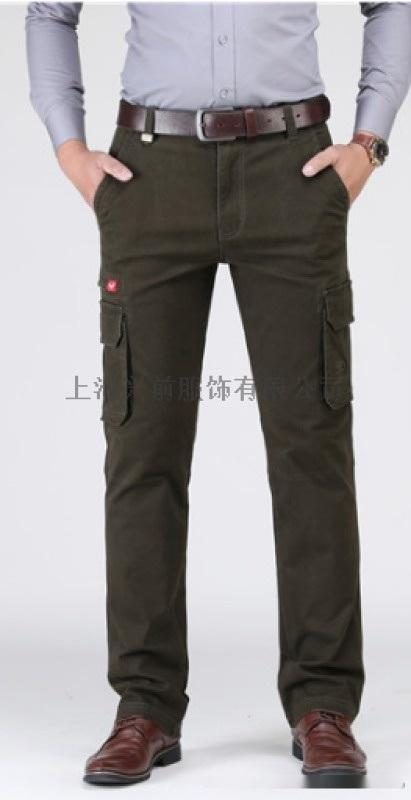 多袋工装裤,多袋工作裤,多袋工作服定做