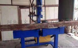 工字钢调直机的特点 租赁设备厂家