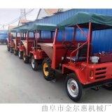 载重运输石子前卸式翻斗车/广西多规格柴油一吨翻