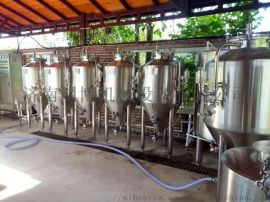 山东明博啤酒精酿设备