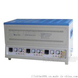 1600℃双温区梯度管式电炉