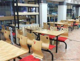 2019新款组合餐厅桌椅,快餐桌椅供应商!