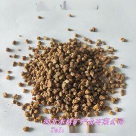 本格供应园艺麦饭石颗粒 多肉铺面用黄金软麦饭石颗粒