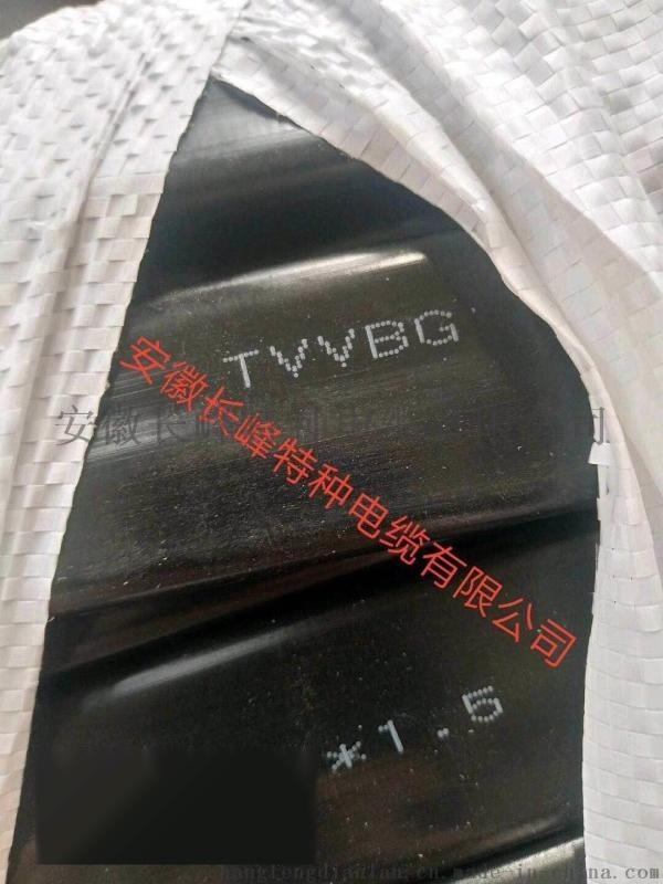 国标扁电缆YFFB/10*2.5扁平电缆厂家