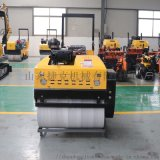 厂家定制座驾式1吨路面压实机 液压驱动工程压土机