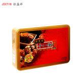 麻花鐵盒 特產食品禮盒馬口鐵包裝盒