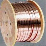 C1100紫铜扁线 装饰紫铜线 接地导电紫铜扁线