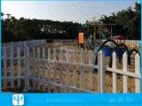 广州小区塑钢围栏 泳池PVC护栏 市政花坛塑钢栏杆