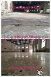 混凝土地坪密封固化+厂房车间无尘化+耐磨地坪
