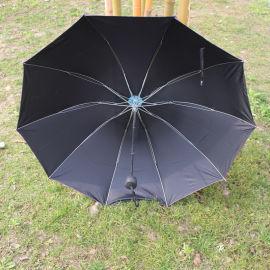 黑胶防紫外线雨伞跑江湖赶集地摊新品25元模式价格