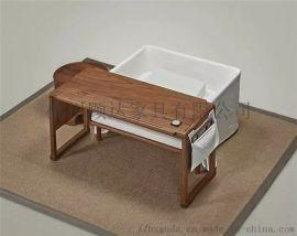 杭州实木桌椅定做|黑胡桃家具|美式橡木沙发