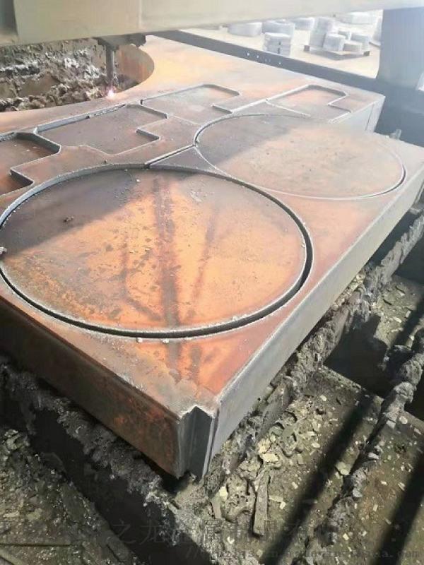 Q345B切割,中厚板零割,低合金板切割