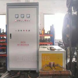 瑞奥 阀芯锻造专用加热设备 中频感应加热设备