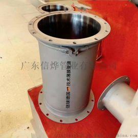 海南信烨供应薄膜输送管道不锈钢内壁抛  力输送管道