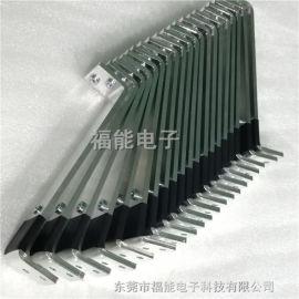 硬铝排绝缘铝排连接件东莞铜铝排加工厂