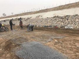 滹沱河河道治理用石笼网