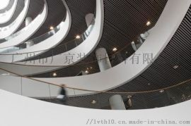广州欧佰工程吊顶铝天花U型白色铝方通厂家