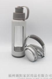 运动水壶,塑玻杯33oz