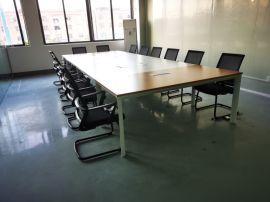 简约洽谈会议桌 东莞会议桌 职员培训长台桌会议桌