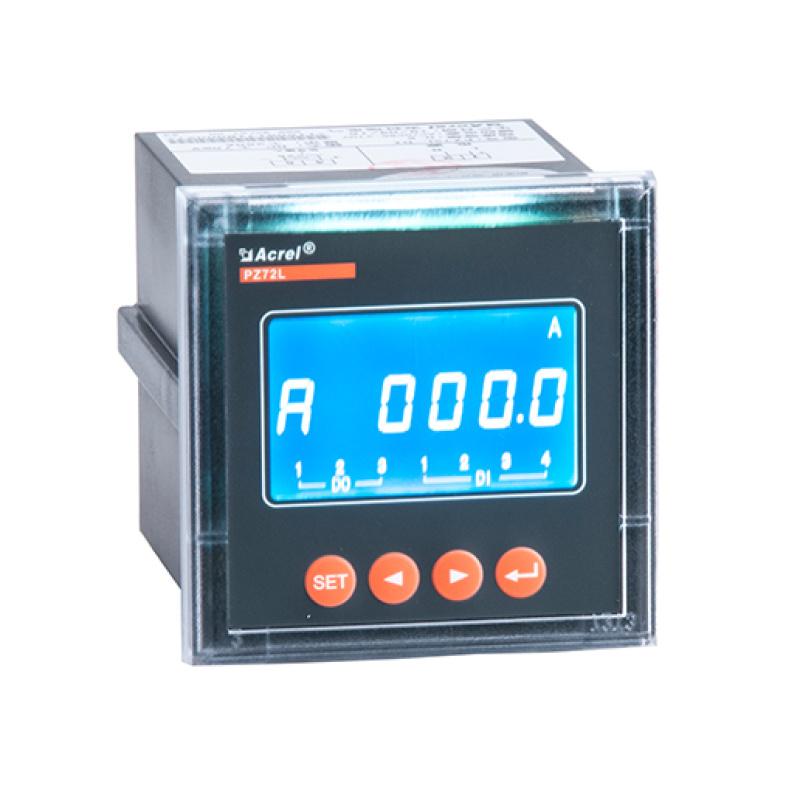 安科瑞液晶直流电流表,PZ72L-DI直流电流表
