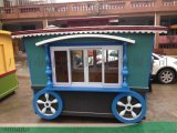 订制移动售卖车-商业广场购物售卖车-防腐小吃车
