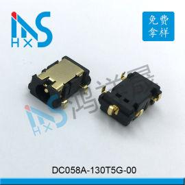 DC058沉板式音頻插座
