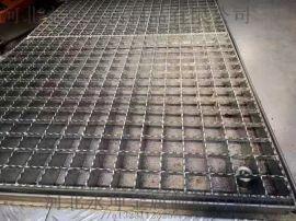 永坤钢格栅污水过滤网脚踏板水沟槽盖板洗车房