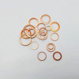 12*18*1.5毫米铜垫片