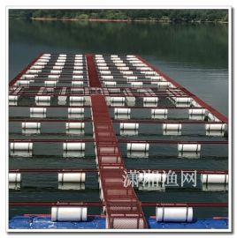 供应钢结构养鱼网箱平台 养鱼网箱设计 网箱加工