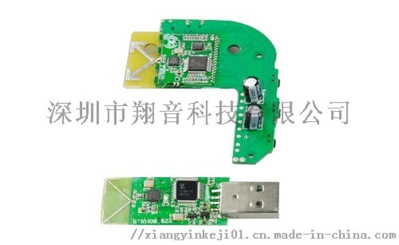 7.1聲道2.4G無線遊戲耳麥方案 諮詢翔音科技