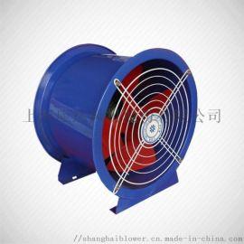 T35低噪音管道式工业通风机混流式碳钢轴流风机