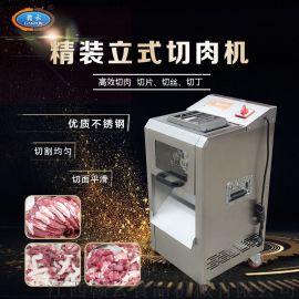 武汉鸭血切片机商用切鸭血片机哪里有